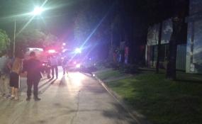 Se incendió una vivienda en Avellaneda. Ocurrió esta madrugada.