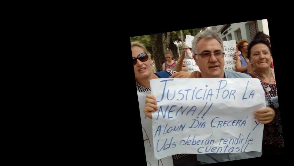 Néstor Monzón pidiendo justicia.jpg copy