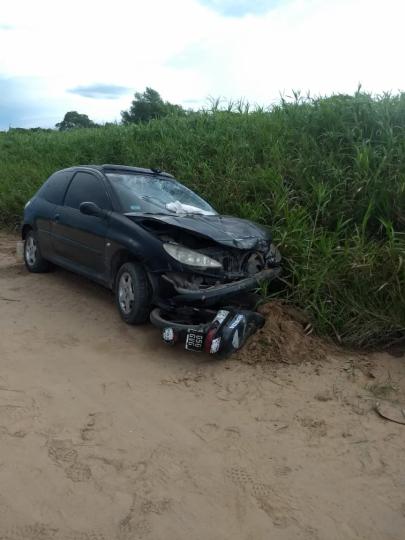16022020 Peugeot 208 de SUSANA FARÍAS alcoholemia positiva chocó en el puerto deportivo a una moto y voló una bebé.jpeg