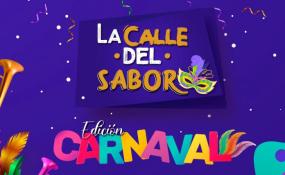 """Con el show de dos comparsas llega este fin de semana la Calle del Sabor, edición """"Carnaval"""" en Avellaneda."""