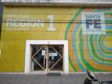 Centro Cívico de la Región 1, Nodo Reconquista.