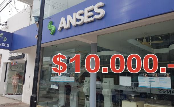 $10.000.- extra para AUH y embarazadas: ANSES anunció que empieza a pagar este viernes. El cronograma según DNI.
