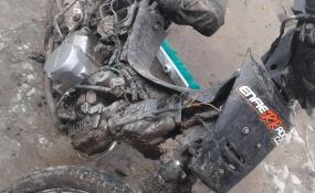 Robaron una moto en Avellaneda y gracias a la ayuda de un vecino la encontraron en Lanteri.
