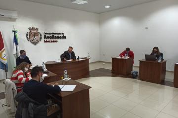 Concejo Municipal de Avellaneda.