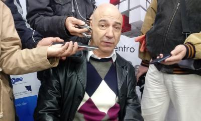 VIVO: Conferencia de prensa de empresarios ante el bloqueo del ingreso al Parque Industrial.