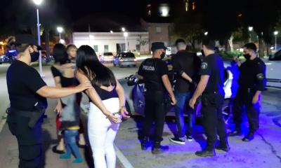 Circulaba armado, en pleno centro apuntó a un vecino quien lo denunció y fue rápidamente detenido. Ya tiene dos condenas por drogas ilícitas.