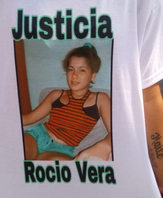 Este sábado 24 se realizará una nueva marcha de antorchas por la memoria de Rocío Vera