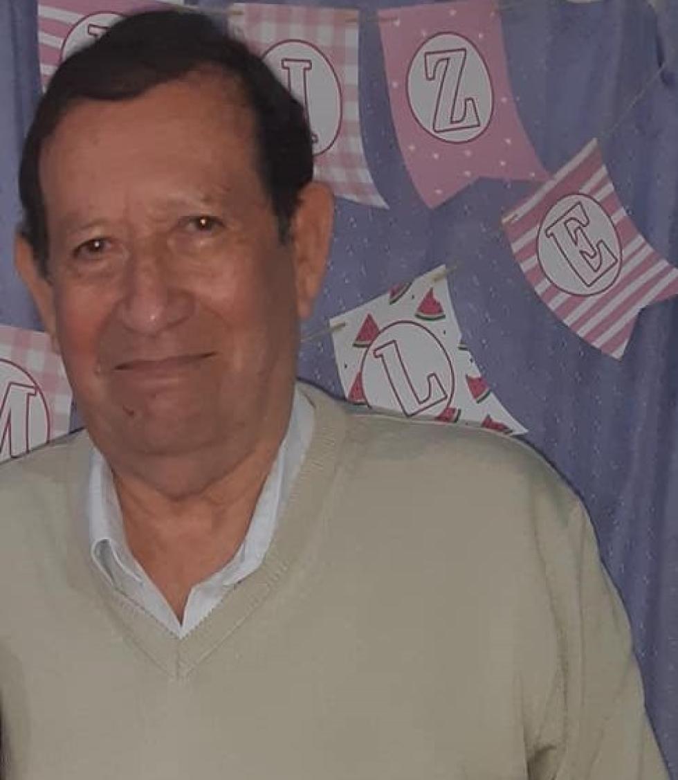 Juan Ramón Quiroga.