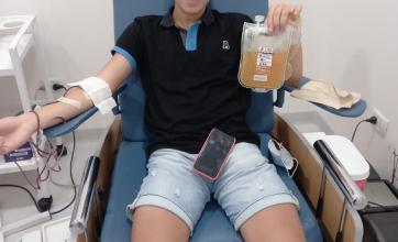 Piden donantes de Plasma. Si ya tuviste Coronavirus, comunicate al whatsapp 3482-201902. Al mismo número podés inscribirte para donar sangre.