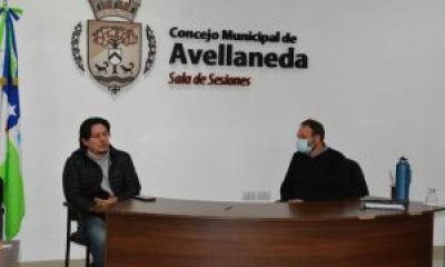 Los concejales de Avellaneda junto al papá de Valentina insisten en la creación de la guardia pediátrica en el Hospital Regional de Reconquista.