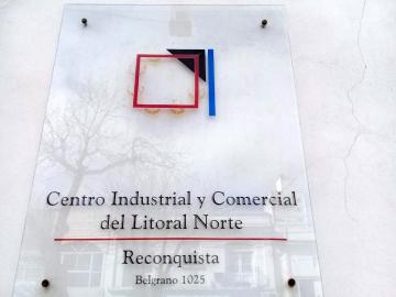Centro Industrial y Comercial de Reconquista placa.jpg