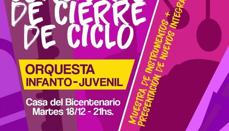 Martes de concierto en la Casa del Bicentenario.