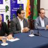La provincia entregó un aporte para el traslado de la Maestranza de la Municipalidad de Reconquista y anunciaron otro aporte de más de tres millones de pesos para el Teatro Español.