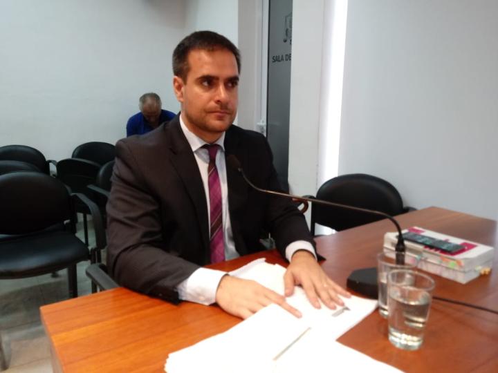 Fiscal Leandro Mai