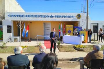 Club de Leones inauguración sede propia 03 agosto 2019 Senador Marcón.jpg