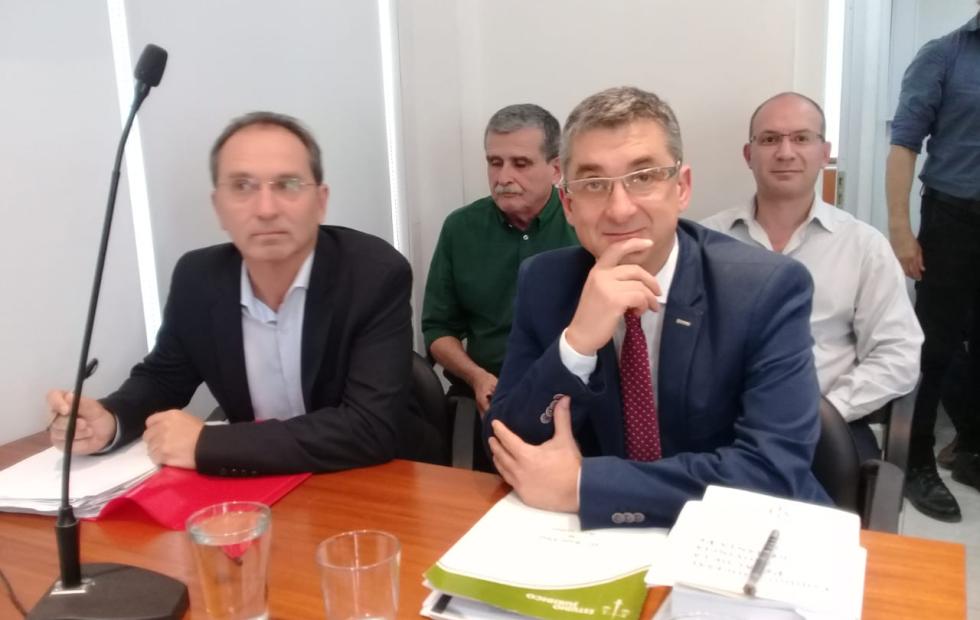 Prisión preventiva domiciliaria para el ex funcionario Pablo Zancada y fianza de 200 mil pesos para su secretario, el contador Roberto Fumo
