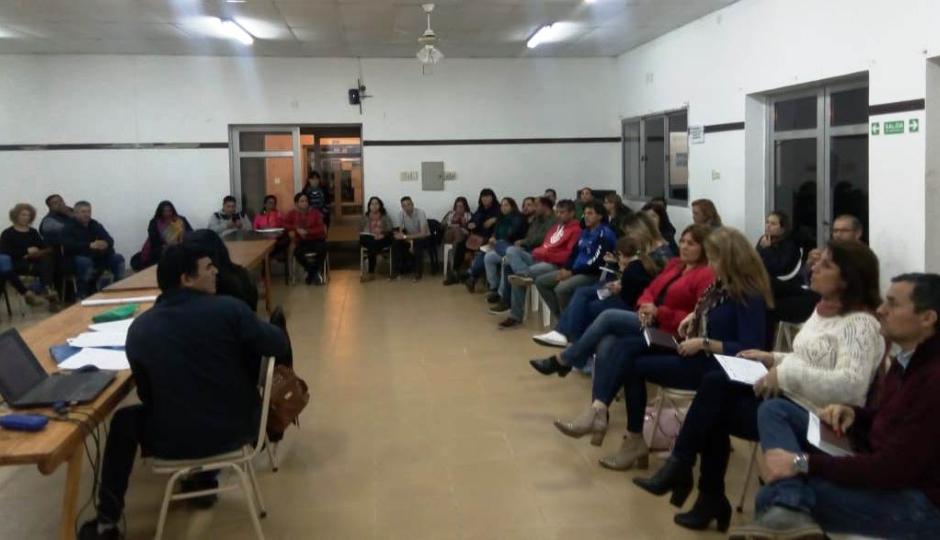 Reconquista conformó la Mesa de Emergencia Alimentaria. Cuáles son las instituciones que se comprometieron junto al gobierno de la ciudad para buscar soluciones al problema del hambre.