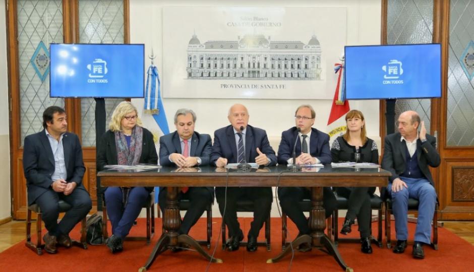La provincia adhirió a la ley nacional de Emergencia Alimentaria.