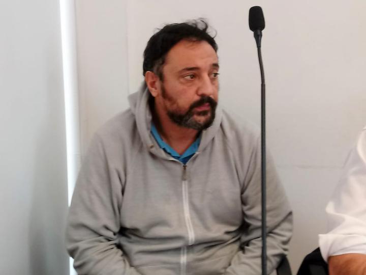 Mauro Marega Ocampo.