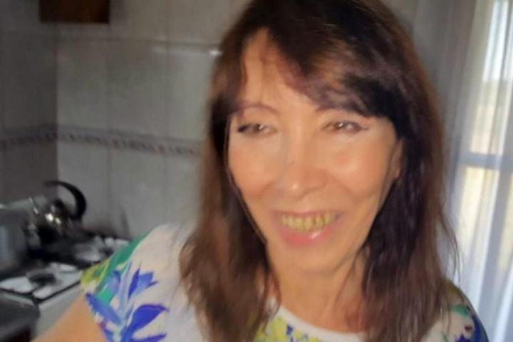 Ana María Alurralde.