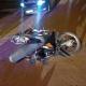 Falleció la empleada de Electroluz que se había caído de la moto.