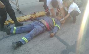 Un empleado de la municipalidad de Avellaneda sufrió un grave accidente de tránsito, ahora está en terapia intensiva.