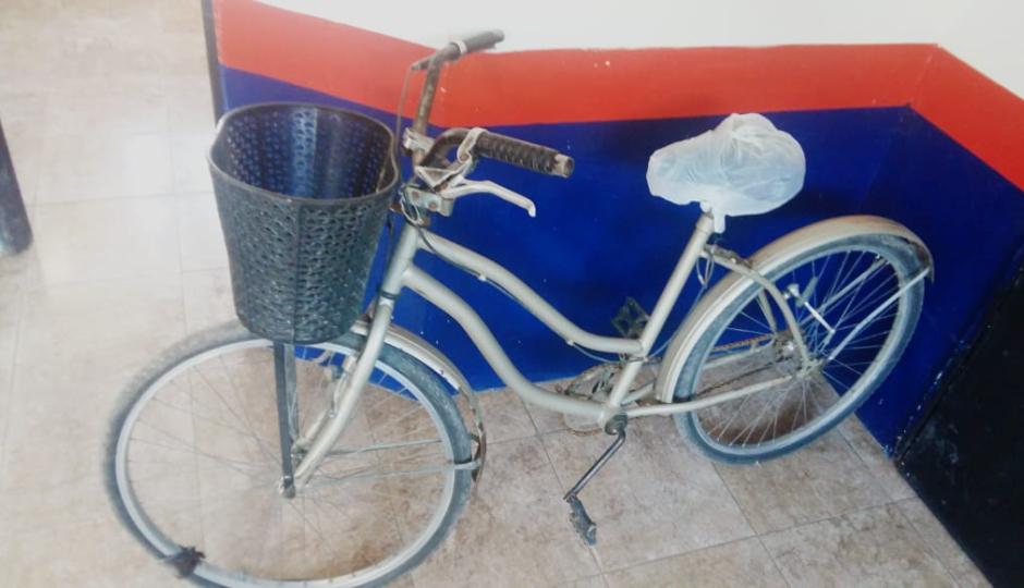 Encontraron dos bicicletas en estado de abandono,