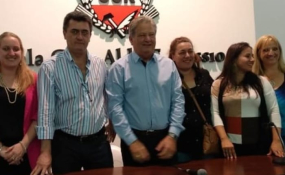 Federico Pezz es el nuevo vicepresidente de la UCR provincial que renovó autoridades.