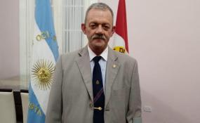 El jefe y sub jefe de policía de la Provincia visitan hoy Reconquista. Mañana jueves llega el Ministro de Seguridad Marcelo Sain.