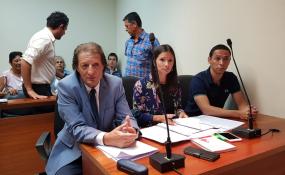 Este martes comienza el juicio al profesor Valdéz por el femicidio de Rosalía Jara y sus abogados principales renunciaron con duras acusaciones al Poder Judicial.