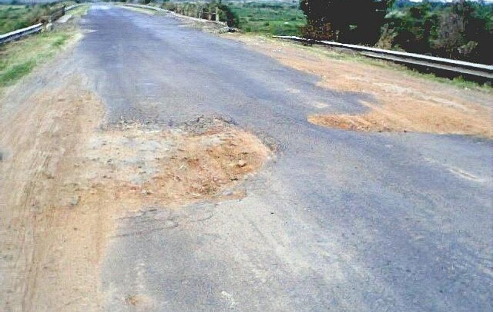 Piden precaución en Ruta Provincial 32