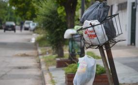 Lunes y martes serán feriados de Carnaval: Cómo será la recolección de residuos domiciliarios en Avellaneda.