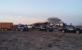 Personal de La Guardia Rural Los Pumas realizó allanamientos este viernes. Qué dijo el fiscal de la causa en RH.
