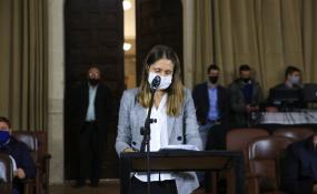 """Corgniali: """"Necesitamos información sobre el nuevo convenio entre la Asociación Médica del Departamento y el Hospital Regional Reconquista""""."""