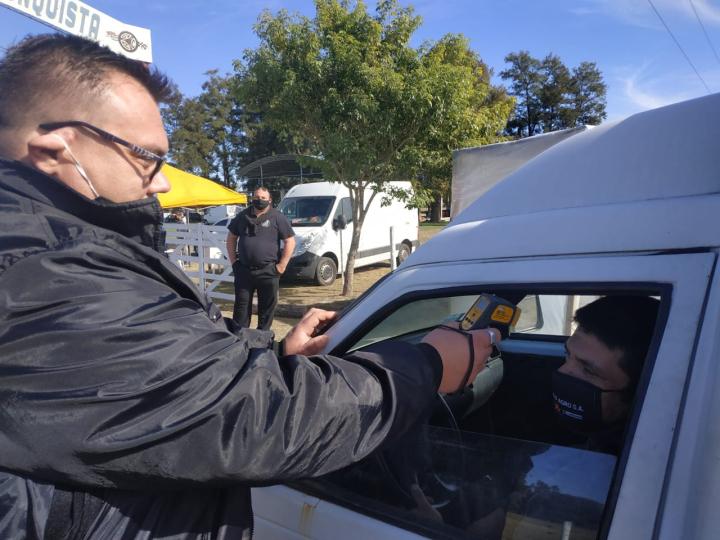 Automovilismo Monomarca Fiat pruebas libres en emergencia sanitaria x coronavirus