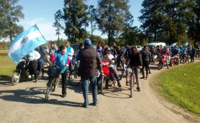 VIVO: Caravana en apoyo al gobierno en su decisión de intervenir Vicentín y en repudio a lo que consideran una estafa al Banco Nación.