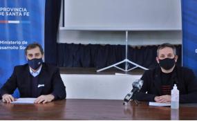 Provincia y Nación suman esfuerzos para enfrentar la crisis provocada por la pandemia COVID-19.