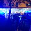 Muerte y tensión en el hospital por otra víctima de la violencia. Enorme despliegue policial en la noche del viernes procuraba evitar nuevos enfrentamientos.
