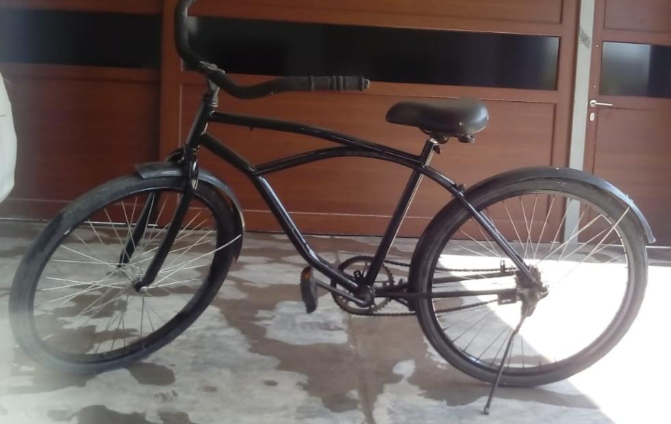La policía de Avellaneda recuperó la bici que habían robado el viernes en el Club Unión