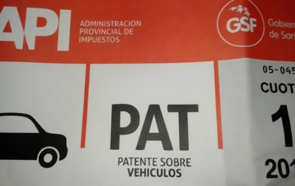Comenzaron a distribuir las boletas del impuesto a las Patentes en Avellaneda.