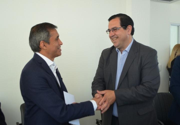 El Intendente Enri Vallejos suscribió un acuerdo de cooperación con la Municipalidad de La Rioja (4).jpg