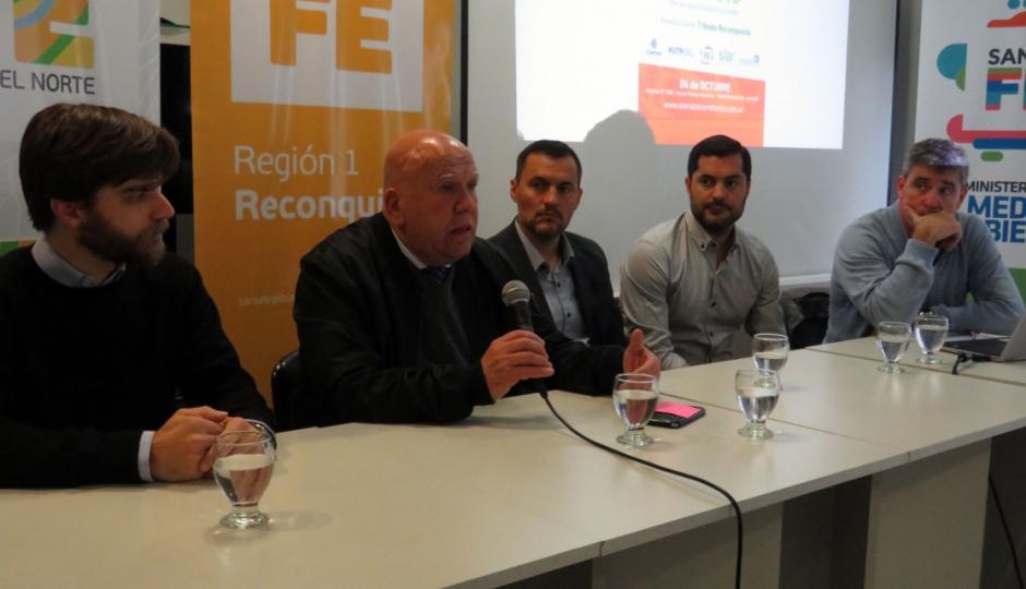 La provincia presentó en Reconquista la jornada regional SIAR 2018
