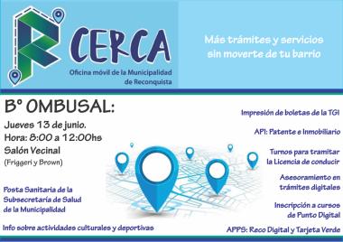 thumbnail_LA OFICINA MÓVIL RE CERCA ESTARÁ ESTE JUEVES 13 DE JUNIO EN BARRIO OMBUSAL.png