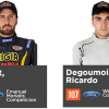 Muchiut y Degoumois serán casi locales este fin de semana en Rafaela. Como es el sistema para la última chance que tendrán ambos para ir en busca del campeonato del TC Pista.