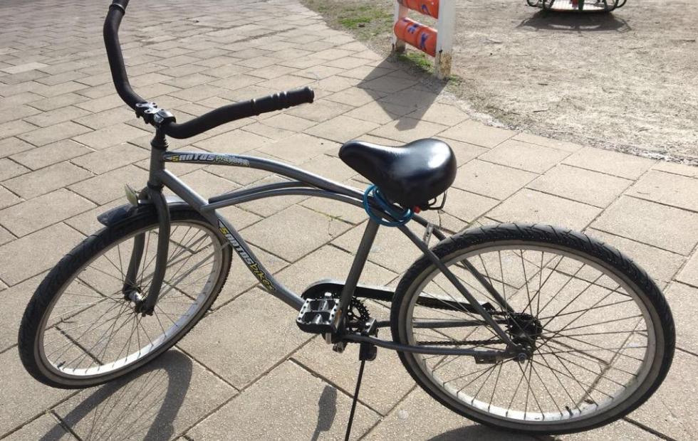 Robaron una bicicleta en la escuela comercio y todo quedó filmado.
