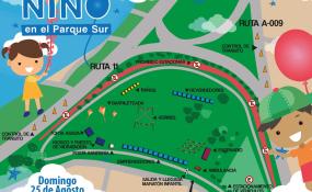 """Hoy, todos invitados a festejar el """"Día del Niño"""" en el Parque Sur de Reconquista."""