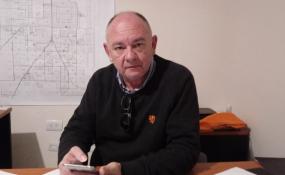 Enri Vallejos convocó al ingeniero Fabián Fabrissín. Para qué.