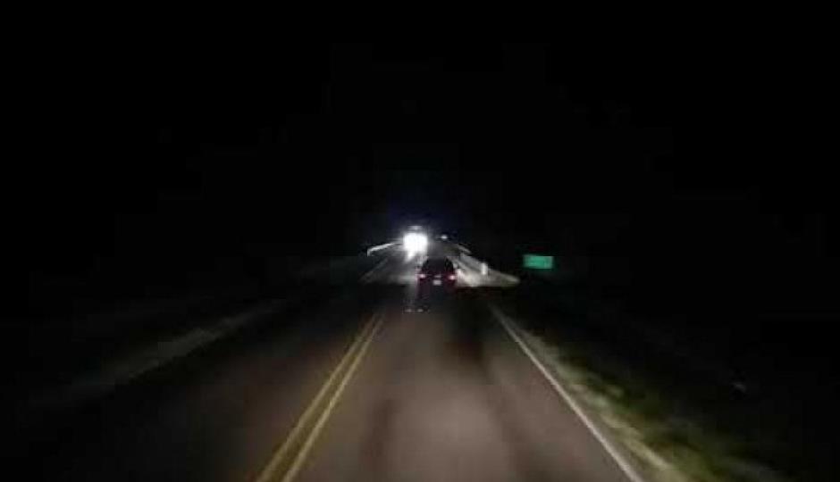 Lo denuncian por conducción peligrosa. Un oyente nos cuenta todos los llamados a la policía que realizó para que detengan la marcha. Video del Hecho.