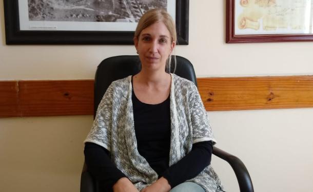 Leira Mansur es la nueva coordinadora del Nodo de Salud en la Región Reconquista.