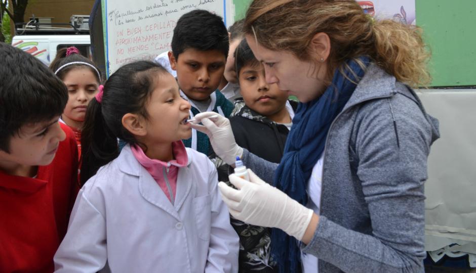 De 100 personas con cáncer, 4 lo tienen en el área bucal: La provincia inició una campaña de prevención gratuita de cáncer bucal para afiliados de Iapos. Cuándo se realizará en Reconquista.